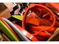 Kitchen starter set - Mix kitchen utensils knives pizza bowls bag mixer