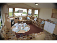 Starter Caravan For Sale in Southerness Scotland - 2 Bedroom-Pet Friendly-Near Ayr-Glasgow-Cumbria