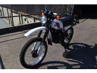Rare Yamaha DT 125