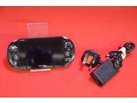 Sony PS Vita Slim PCH-2003 Black £100
