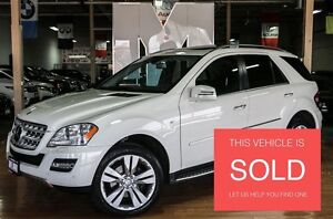 2011 Mercedes-Benz M-Class ML ML350 -SOLD| NAVI|BACK UP|LANE ASS
