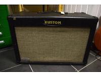 Kustom Quad 100DFX 2 x 12 Celestian 100 watt guitar amp