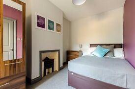 Quality rooms to rent in Sittingbourne house for professionals, fully furnished, all bills included.
