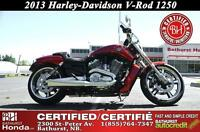 2013 Harley-Davidson V-Rod Muscle Bathurst Honda Certified 24 mo