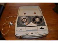 vintage reel to reel ,fidelity argyll minor recorder/player