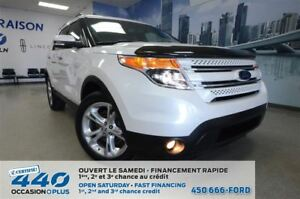 2014 Ford Explorer Limited   AWD, NAVIGATION, CUIR