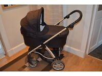 Mamas and Papas 3in1 travel system Glide - pram/ buggy/ car seat