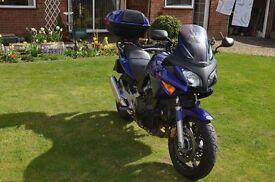 HONDA CBF600 SA MOTORCYCLE