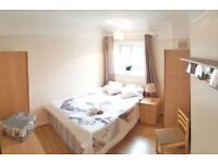 Lovely double room,great location!All bills incl A