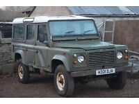 Defender 110 ..........IS NOW SOLD