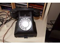 Vintage telephone in full working order