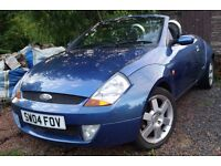 2004 Ford Street KA Convertible - Limited Edition - Long Mot - Very Good Condition - Hundreds Spent