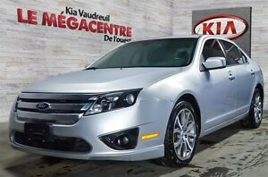 2012 Ford Fusion SEL+ CUIR+ TOIT+ MAGS