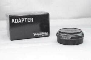 VOIGTLANDER VM E-MOUNT ADAPTER II - USED (ID208)