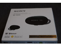 RRP £180 Sony WF-1000X Wireless Noise Cancelling Headphones in Black