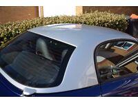Toyota MR2 Roadster Hardtop in Silver