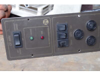 Caravan campervan conversion electric zig controller unit