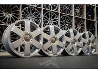 "*Refurbished* Genuine 17"" Audi TT Mk1 Quattro Competition Alloy Wheels 5x100"