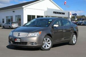 2011 Buick LaCrosse CXL | REDUCED | AWD | HEATED LEATHER