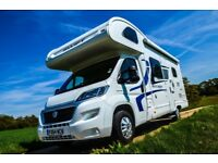 LUXURY MOTORHOME hire (2-6 berth). Choose according to YOUR BUDGET