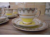 ANTIQUE CHINA TEA SERVICE