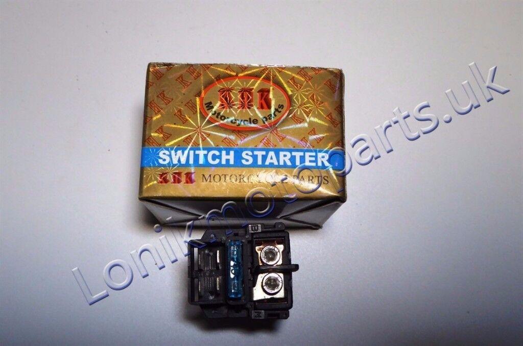STARTER SWITCH ASSY MAGNETIC ANF125 INNOVA