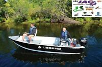 2016 Legend Boats Ltd 16 ProSport TL **34.37$*/semaine