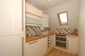 Bright and spacious one double bedroom flat