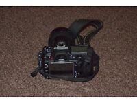 Used Nikon D300S 12.3MP Digital SLR Camera - Black + Nikon lens 18-135 £510
