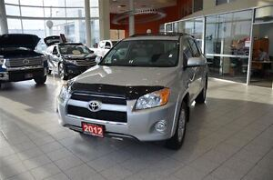2012 Toyota RAV4 Limited AWD Leather, Navigation, Sunroof