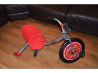 Flash Rider 360 tri-gokart - Great toy - ride like a go kart then 360 degree turn. Good condition