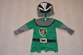 A Knights Top and Hat
