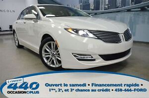 2013 Lincoln MKZ *Cuir, navigation, 8 pneus* - Occasion