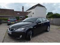 2006 LEXUS IS 220 DIESEL 6 SPEED FULL SERVICE HISTORY M,O,T 1 YEAR
