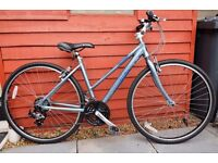 BARGAIN AS NEW CONDITION. LADIES COMMUTE/CITY BIKE, SIZE 18 INCH, PERFECT FOR MANCHESTER
