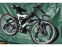 Apollo Firecracker and Apollo Kanyon cycles for sale.