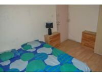 DOUBLE room in VAUXHALL, REAL PICS!