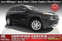 2014 Jeep Cherokee North Best Price in Maritimes! Low Mileage! A