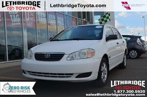 2006 Toyota Corolla CE - 2 SETS OF TIRES! GREAT SHAPE!