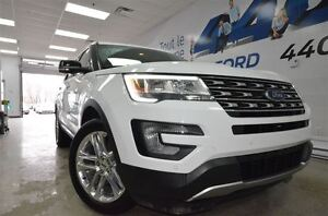 2016 Ford Explorer XLT AWD *Cuir, Toit, Navigation*