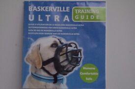 Brand new Baskerville Dog muzzle, size 6 (large dog)