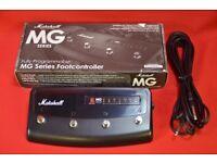 Marshall MG Series Footcontroller Boxed £30
