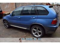 BMW X5 E53 4.6is BREAKING - ALL PARTS AVAILABLE INC GEARBOX/ENGINE/DIFFS +++