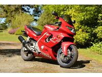 2002 Yamaha YZF600R 'Thundercat' - 17k miles, MOT July, £1,750 OBO