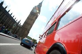 Good with people? Like London? Fancy working aboard our buses?