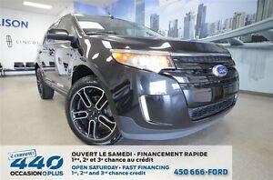 2014 Ford Edge SEL AWD * Camera recul, Navigation *