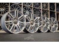 "*Refurbished* Genuine 18"" Audi S3 8P Alloy Wheels 5x112 8P0601025AJ VW Audi Seat"