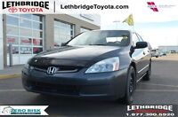 2003 Honda Accord EX-L, 2 SETS OF TIRES, LEATHER, HEATED SEATS,