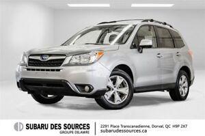 2014 Subaru Forester 2.5i Touring at