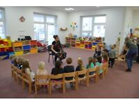 Experienced cello teacher - *EXTENDED SEPTEMBER OFFER: First 2 lessons half-price*
